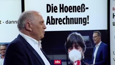 TV-Experte läuft heiß: Die Hoeneß-Highlights im Video