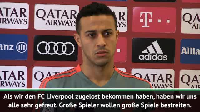 Thiago über BVB, Liverpool, Kovac und Robbery