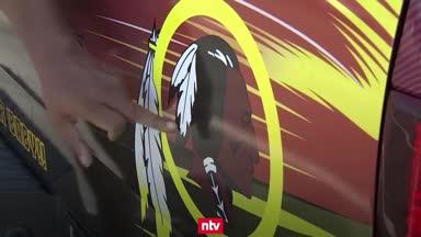 Washington Redskins bekommen einen neuen Namen