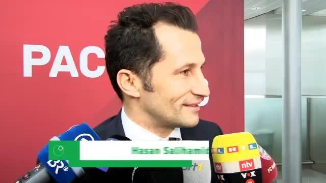 Salihamidzic geht von Ribéry-Abschied aus