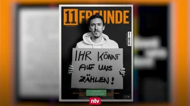 """""""11 Freunde"""" zeigt klare Kante gegen Homophobie"""