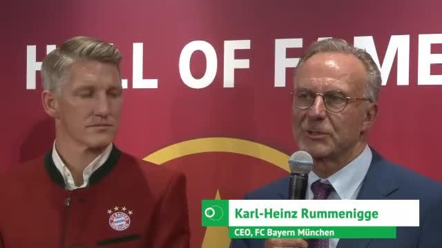 Rummenigge bestätigt Rudy-Abgang zu Schalke 04