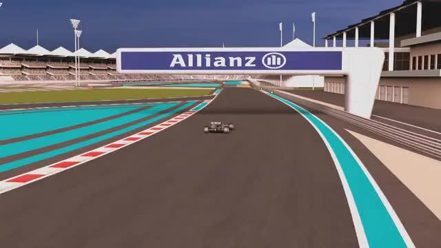 Abu Dhabi: Vorschau mit Nico Rosberg