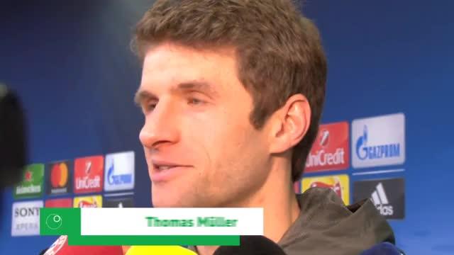 Müller scherzt: Wäre bereit für die Streif