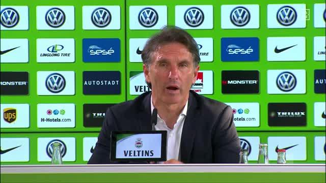 """Labbadia zu Steffen-Doppelpack: """"Tut ihm gut"""""""