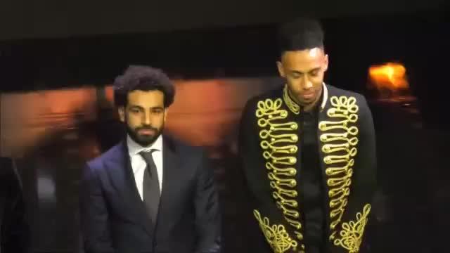 Liverpools Salah Afrikas Fußballer des Jahres