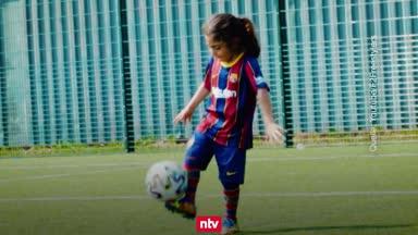 Wunderkind begeistert die Sport-Welt