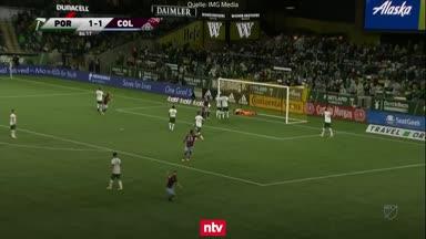 Wahnsinns-Tor in der MLS