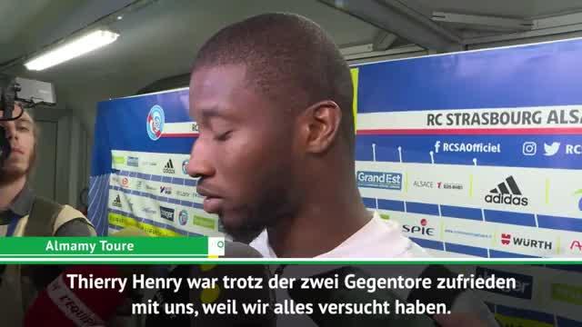Monaco-Spieler begeistert von Coach Henry