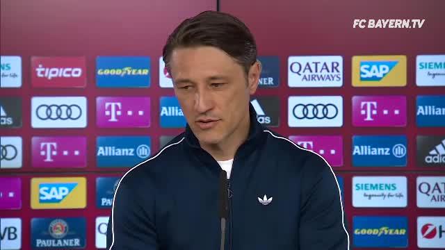 """Kovac: Robben """"klingt sehr viel optimistischer"""""""