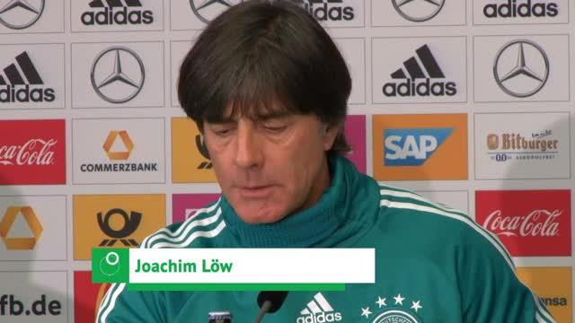 Löw: Englands Spiel ähnelt Deutschland 2010