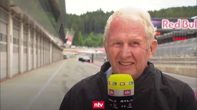 Helmut Marko: Red Bull ist erster Mercedes-Herausforderer