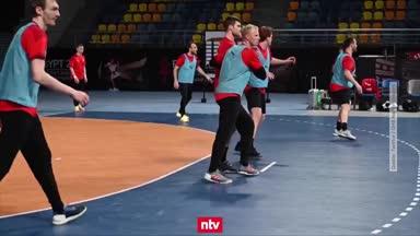 """DHB-Spiel abgesagt - Lauterbach mit """"Sorgen"""""""