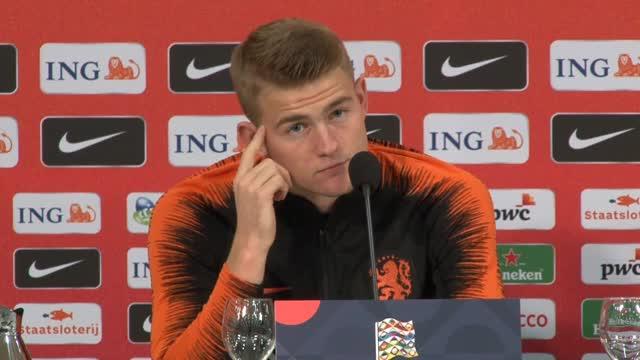 De Ligt zu BVB, Bayern? Pressemann greift ein