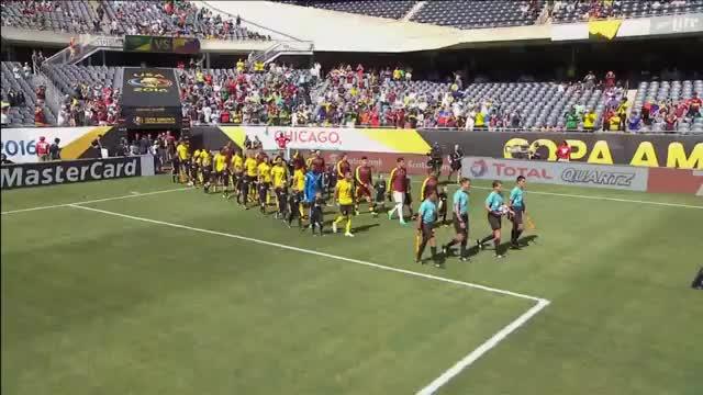 Copa America: Pleite für Schäfer und Jamaika