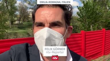 Felix Görner: So lief der Freitag in Imola