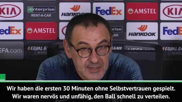 Sarri kritisiert: So wird City-Spiel ein Desaster