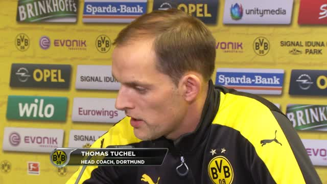 BVB-Coach Tuchel: So geht es Bender