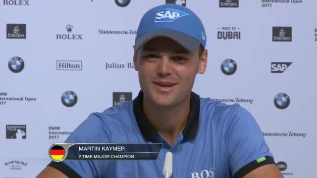 BMW Open: Kaymer: Stimmung wie beim Fußball