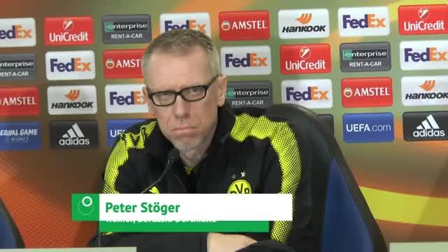 """Stöger schwärmt: Marco Reus """"unverzichtbar"""""""