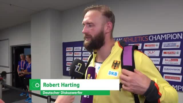 Diskus: Wo wird Robert Harting recycled?