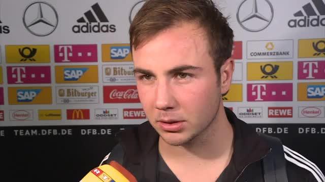 Götze über DFB-Rückkehr und Gegner Frankreich