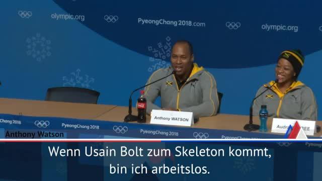 "Olympia: Watson: ""Mit Bolt wäre ich arbeitslos"""