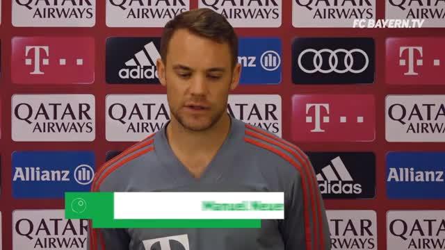Neuer: Würde gerne mit Dortmund tauschen