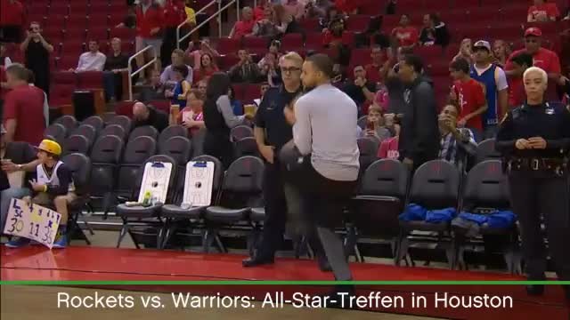 Rockets vs. Golden State: Das All-Star-Treffen