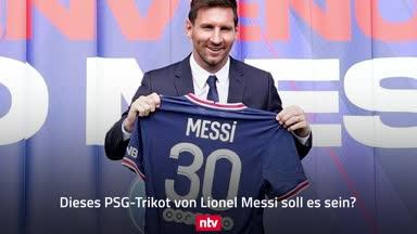 Messi-Trikot sorgt für unfassbare Schlangen