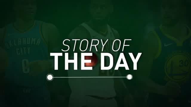 Curry vs. Irving: Duell der Extraklasse