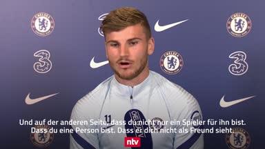 So rumpelt sich Werner durchs Englisch-Interview