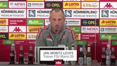 Das sagt der neue Mainz-Coach zum Spielerstreik