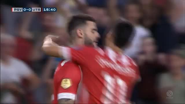 Meister PSV ist zurück: Traumtor zum Liga-Start