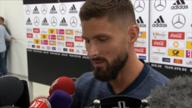 """Torloser Giroud: """"Hatte starken Torwart vor mir"""""""