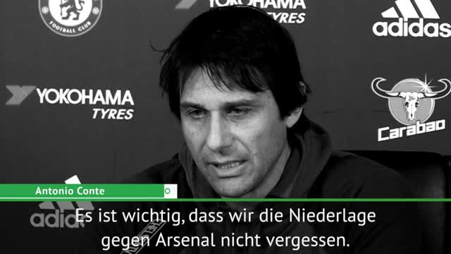 Chelsea vs. Arsenal: Wortgefecht der Trainer