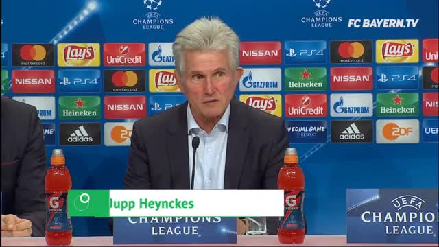 """Heynckes: """"Das ist der Müller, den ich kenne"""""""