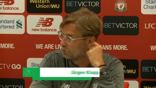 Klopp erklärt Liverpools Transferstrategie