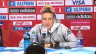 """WM 2015: Mittag: """"Schlenzen, nicht Vollspann"""""""