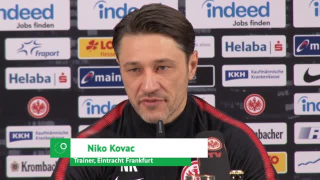 "Kovac-Taktik gegen FCB: ""Wie mit dem Autofahren"""