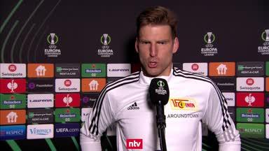 """Union-Keeper Luthe: """"Das gehört nicht zum Fußball"""""""