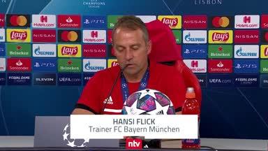 """Bayern-Coach Flick: """"Einfach sensationell!"""""""