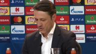 """Kovac: """"Nicht alles über Haufen werfen"""""""