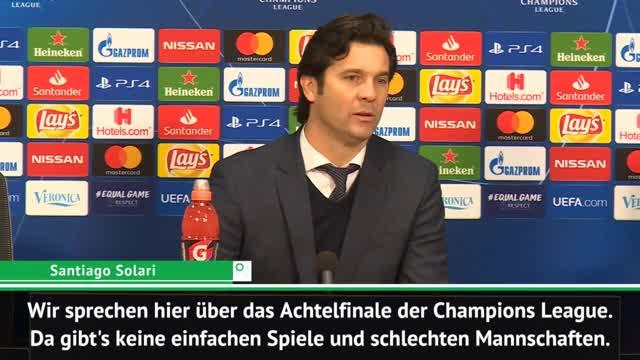 """Solari: """"Ajax hat uns an Grenzen gebracht"""""""