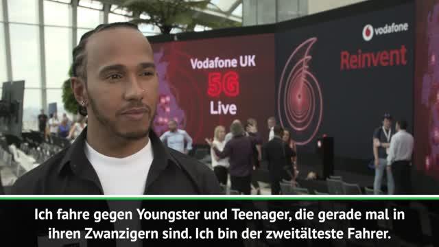 Hamilton: Darum hänge ich die Youngsters ab