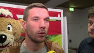 Köln: Podolski träumt vom Europacup-Spiel mit dem FC