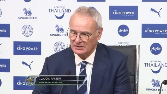 """Ranieri lobt Vardy: """"Schön zuzusehen"""""""