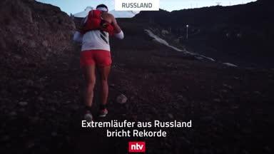 5600 Meter Höhenunterschied: Trail-Qualen in Russland