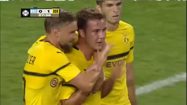 BVB gewinnt ersten Härtetest gegen Manchester City