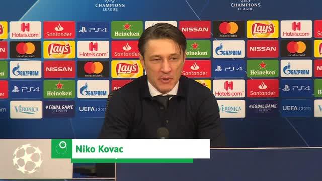 Müller mit Horror-Foul und Rot: Das sagt Kovac